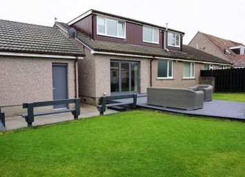 Thumbnail 4 bed semi-detached house for sale in Lawsondale Drive, Westhill