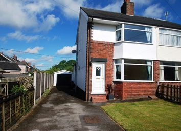 Thumbnail 2 bed property to rent in Stuart Avenue, Draycott, Stoke-On-Trent