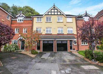 Thumbnail 3 bed terraced house for sale in Finsbury Way, Wilmslow, Cheshire, .