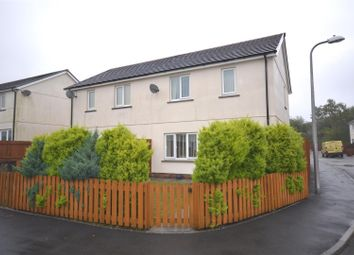 Thumbnail 2 bed semi-detached house for sale in Ffynnon Y Waun, Ponthenry, Llanelli