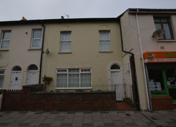 Thumbnail 2 bed terraced house for sale in Orchard Street, Weston-Super-Mare