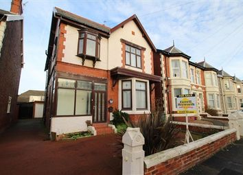 Thumbnail 4 bed property for sale in Burlington Road, Blackpool