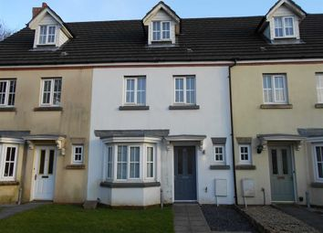 Thumbnail 4 bedroom town house for sale in Heol Y Dolau, Pencoed, Bridgend
