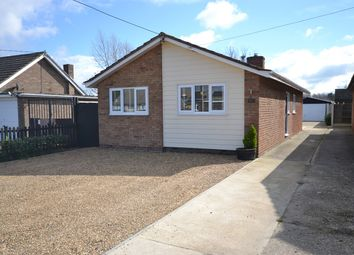 Thumbnail 3 bed bungalow for sale in Moorhen Avenue, St Lawrence, Southminster