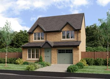 "Thumbnail 3 bedroom detached house for sale in ""The Larkin"" at West Lane Cottages, Longframlington, Morpeth"