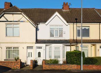 3 bed terraced house for sale in Scotchbarn Lane, Prescot, Merseyside L34