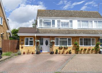 Thumbnail 3 bed semi-detached house for sale in Plumtrees, Earley, Reading, Berkshire