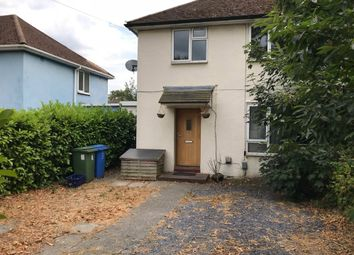 Thumbnail 3 bed semi-detached house to rent in Grange Road, Farnborough