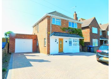 Thumbnail 3 bed detached house for sale in Durrington Lane, Worthing