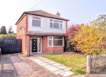 Thumbnail 3 bed detached house to rent in Stonehill Avenue, Leicester