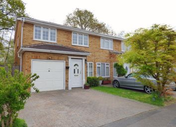 Thumbnail 3 bed semi-detached house for sale in Saltram Road, Farnborough