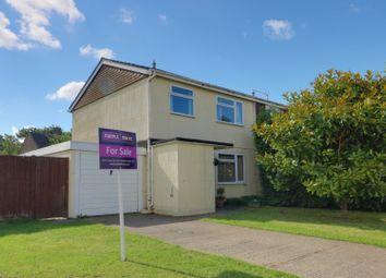 Thumbnail 3 bed semi-detached house for sale in School Close, Steventon, Abingdon