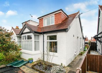 3 bed semi-detached bungalow for sale in Westcroft Road, Gosport PO12