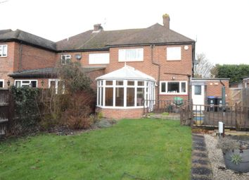 Thumbnail 3 bedroom semi-detached house for sale in Heath Road, Beaconsfield, Buckinghamshire