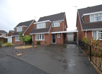 Thumbnail 4 bedroom detached house for sale in Prosper Meadow, Kingswinford