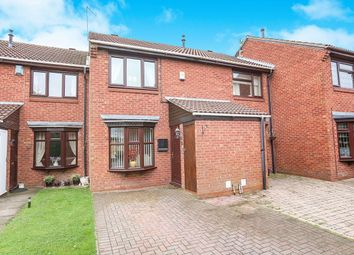 Thumbnail 2 bedroom terraced house for sale in Jedburgh Avenue, Perton, Wolverhampton