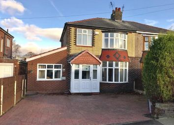 Thumbnail 4 bedroom semi-detached house for sale in Birch Lane, Dukinfield, Greater Manchester