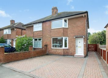 Thumbnail 2 bed semi-detached house to rent in Hemlock Avenue, Stapleford, Nottingham