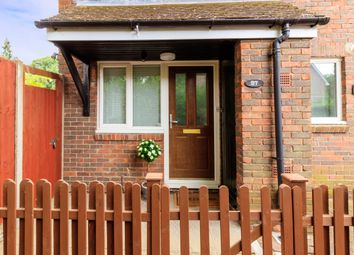 Thumbnail 2 bed end terrace house for sale in Chardwell Close, London