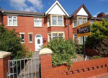 Thumbnail 4 bed terraced house for sale in Stonycroft Avenue, Blackpool, Lancashire