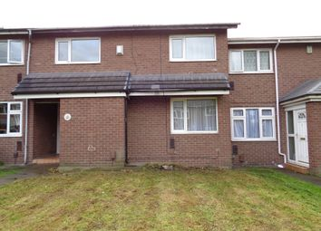 Thumbnail 3 bed terraced house to rent in Leven Walk, Whitefield, Manchester