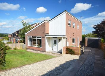 Thumbnail 3 bed detached house for sale in 12 Trinity Road, Eccleshall, Staffordshire.