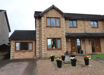 Thumbnail 4 bed semi-detached house for sale in Riverside Way, Leven
