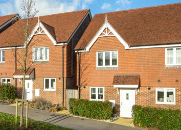 Thumbnail 2 bedroom semi-detached house for sale in Sorrel Close, Lindfield, Haywards Heath