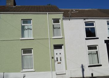 Thumbnail 3 bed terraced house to rent in Kimberley Road, Sketty, Swansea