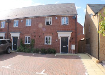 Thumbnail 3 bed end terrace house to rent in Lewis Mews, Chislehurst, London