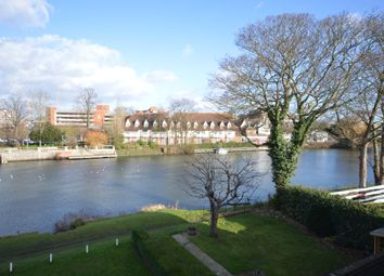 Thumbnail 2 bed flat for sale in Riverside Drive, Staines-Upon-Thames