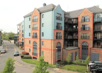 Thumbnail 2 bed flat for sale in Waterway House, Medway Wharf Road, Tonbridge