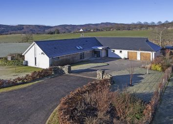 Thumbnail 4 bed detached bungalow for sale in Duff Avenue, Moulin, Pitlochry