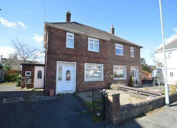 Thumbnail 2 bed semi-detached house to rent in Queensway, Garforth, Leeds