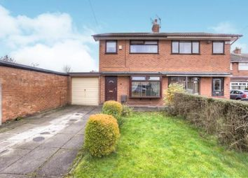 Thumbnail 3 bedroom semi-detached house for sale in Wilsthorpe Close, Manchester, Greater Manchester, Uk