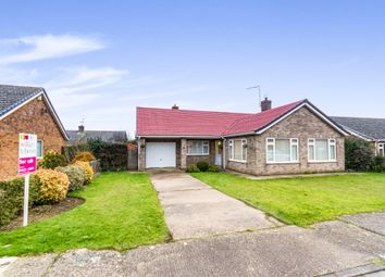 Thumbnail 3 bed detached bungalow for sale in The Lea, Leasingham, Sleaford