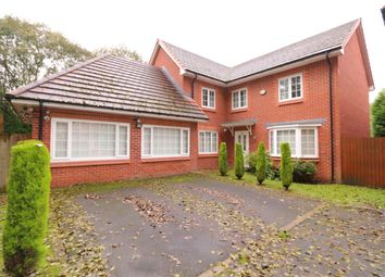 Thumbnail 4 bed detached house for sale in Boothdale Drive, Audenshaw, Manchester