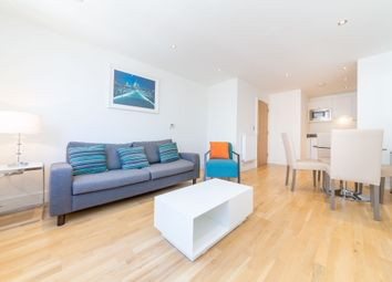 Thumbnail 1 bed flat to rent in Canary View, 23 Dowells Street, New Capital Quay, Greenwich, London