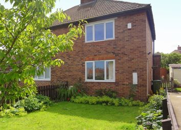 Thumbnail 2 bedroom semi-detached house to rent in Luke Terrace, Wheatley Hill