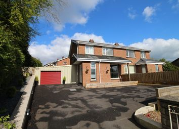 Thumbnail 3 bed semi-detached house for sale in Pond Park Road, Lisburn