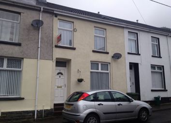 Thumbnail 3 bed terraced house to rent in Morris Street, Aberdare