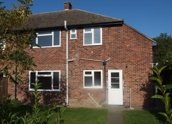 Thumbnail 3 bed semi-detached house to rent in Church Lane, Trumpington, Cambridge