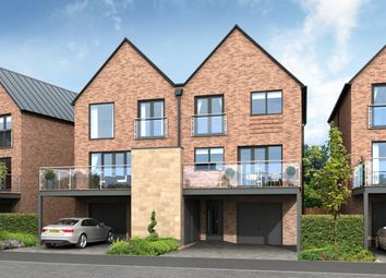 Thumbnail 3 bed town house for sale in North Quay, Ballast Hill Road, North Shields