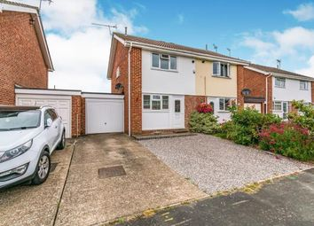 Thumbnail 2 bed semi-detached house for sale in Calmore, Southampton, Hampshire
