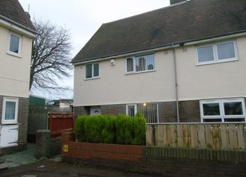 Thumbnail 3 bed semi-detached house for sale in Leyburn Place, Birtley, Chester Le Street