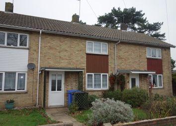Thumbnail 2 bedroom terraced house for sale in Spashett Road, Lowestoft, Suffolk
