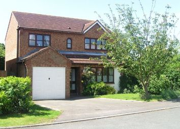 Thumbnail 4 bed detached house for sale in Rutherford Close, Abingdon