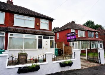 Thumbnail 2 bedroom semi-detached house for sale in Buttress Street, Manchester