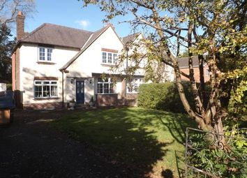 Thumbnail 3 bed semi-detached house for sale in Stockport Road, Thelwall, Warrington, Cheshire