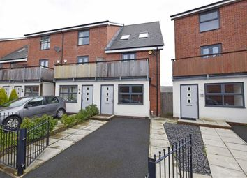Thumbnail 3 bed semi-detached house for sale in Houseman Crescent, West Didsbury, Manchester